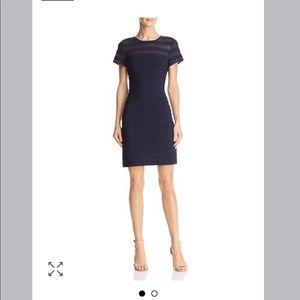 Sheath Banded dress